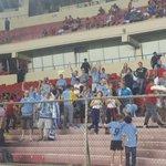 #PANURU | Hinchas uruguayos en el estadio Rommel Fernández. A las 22:30h: @AUFseleccion - @fepafut por #FechaFIFA http://t.co/cxzI8AtFTM