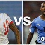 #FechaFIFA | ¡Comenzó el partido! ¡Ya juegan Panamá y Uruguay! #PANURU ►http://t.co/9YXLOgRCkq◄ http://t.co/TQO9BdOPnD