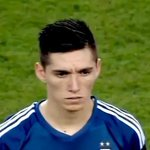 KRANEVITTER 41 pases 40 correctos ANIMAL❗️ http://t.co/ONyD1M6eXW