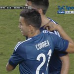 ¡GOL DE ARGENTINA! Ángel Correa definió para el 7-0 ante Bolivia. http://t.co/YQwI34dvF5 http://t.co/aeo4ZKp7S7
