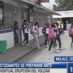 Cotopaxi: 11 instituciones educativas participaron en simulacro► http://t.co/3Rj0CWbBTt http://t.co/O40ZM887Jh