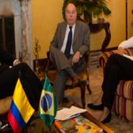 #AméricaLatina | Argentina y Brasil instan al diálogo entre #Venezuela y #Colombia | http://t.co/en28NFHqjO http://t.co/fyE0T7aSAU
