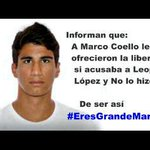 @GenPenaloza @aemartinn @CNNEVzla @jatirado @bbcmundo @Lanataenel13 @lanacioncom Marco Coello no aceptó rebajarse http://t.co/VR6y9uOzXG