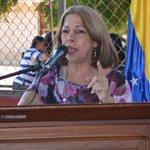 """Presidenta del CLEZ: """"En el caso de la frontera zuliana se tomarán las medidas necesarias"""" http://t.co/mAN1nsv0uk http://t.co/sC3CeUej43"""