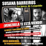 Ya es TT #VigiliaXLosInocentes los ojos del mundo sobre Susana Barreiros http://t.co/FP2F3ZAlZo
