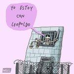 La verdadera justicia clama la libertad de Leopoldo Lopez @leopoldolopez y de todos los presos políticos http://t.co/2Do7qouavr