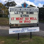 #Auspol bombing #Syria strategically stupid says General  http://t.co/pQlhEgeYb7 http://t.co/05euiAnXcb