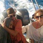 عارضة أزياء يونانية تنقذ لاجئا #سوريا قبل غرقه خلال رحلة استجمام على يختها http://t.co/D7OHOFTLEP http://t.co/MVaKktV5f1