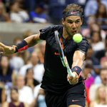 Rafael Nadal loses a 5-set classic to Fabio Fognini, snapping his 10-year streak of winning at least one major title. http://t.co/O7HjkZ52tB