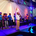 #TransformUG2015 This is the Day of Transformation that God has made we are rejoicing & glad in it @worship_harvest http://t.co/GH3RW0bJZN