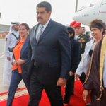 #Venezuela: Maduro designó nuevos ministros y vicepresidentes http://t.co/GrOkNkp6on http://t.co/hWaah8o0Zj