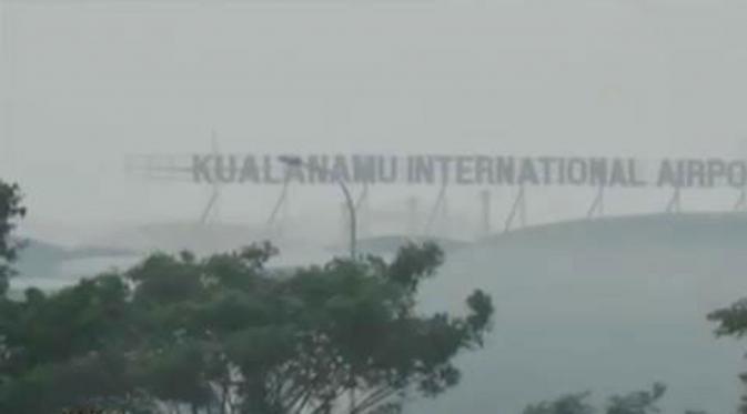 Kabut Asap Di Riau - AnekaNews.net