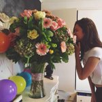 #PHOTO Victoria à son anniversaire hier http://t.co/01gHIxSnnf