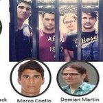 TAMBIÉN ESPERAN SENTENCIA. Ellos son los cuatro estudiantes que fueron a juicio con L López http://t.co/5EAOcPj5Dm http://t.co/NCFx3zmLlr