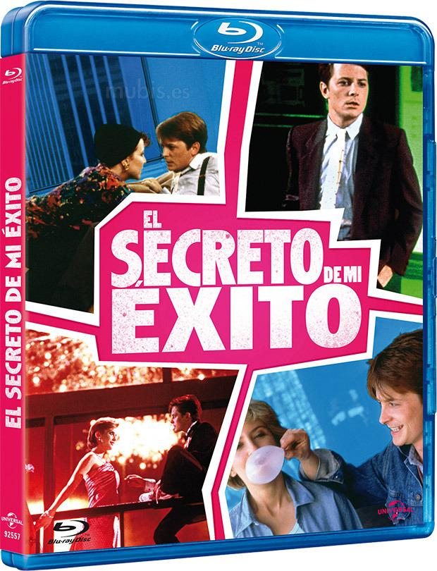 The Secret of My Success (1987) Audio Latino BRRip 720p Dual