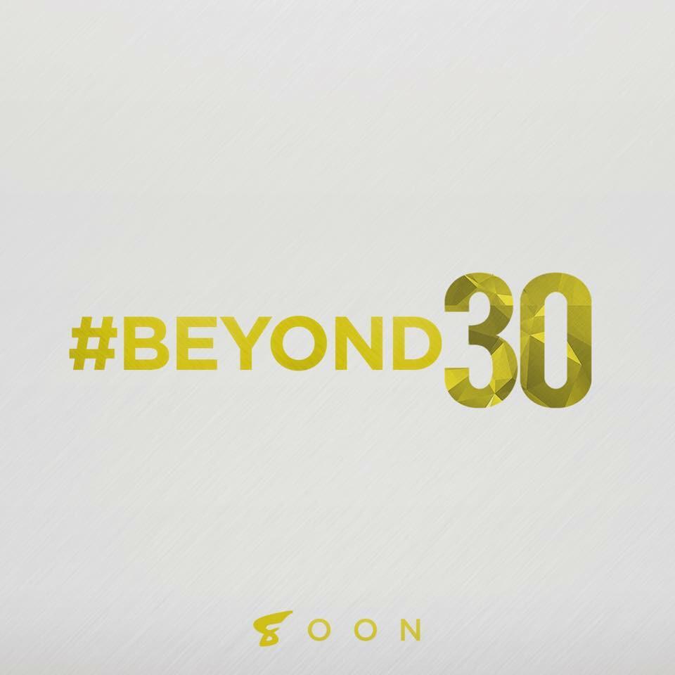 #BEYOND30 http://t.co/wBir9QbBnT