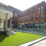 Stadscampus Saxion: Vier blokken, één gebouw http://t.co/tKHU3aQEMS http://t.co/Eur40fxlSU
