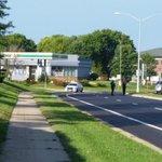 Pedestrian killed on Nakoosa Trail next to Walmart on East Side. #Madison #WKOW http://t.co/uMXWsvwGN0
