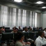 En Guayana junto a 50 sindicalistas, UCAB y UCV iniciamos el curso de Acción Sindical y #DDHH http://t.co/BMypjveqT4