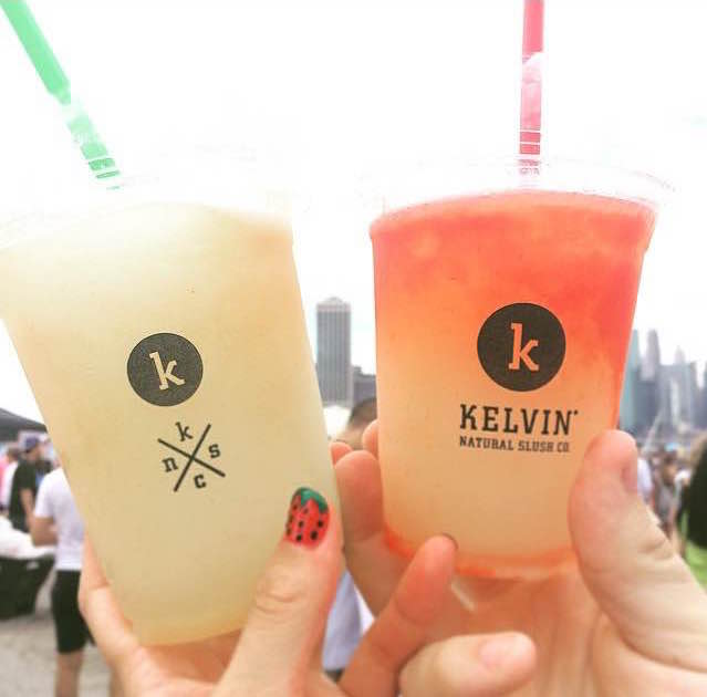 Today's a glorious day to visit @Smorgasburg and get yourself a nice, refreshing #KelvinSlush (
