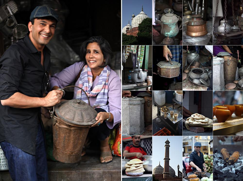 Day out shopping in Old Delhi, doing what I enjoy most.With fabulous company @TheVikasKhanna #OldDelhi #shopping http://t.co/NyS5XNXRIo