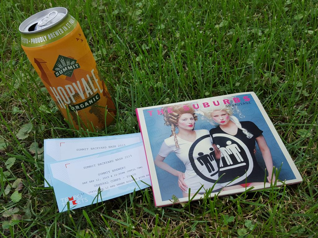 One week to #BackyardBash2015 RT for chance to win 2 tix to Bash, newest @TheSuburbsBand CD and case of beer! http://t.co/yKR90RpMVw