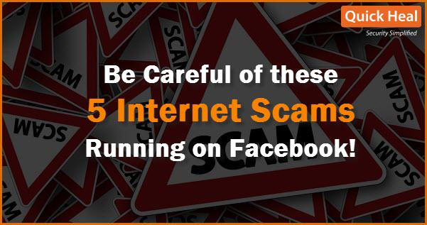 Be Careful of these 5 Internet Scams Running on Facebook http://t.co/ULfzTGLfZY http://t.co/4U4QPDSfLS