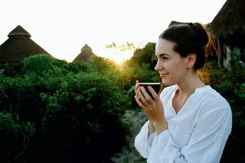 Así quiero amanecer  Fotografia @HotelXixim http://t.co/PuGG0HiLHg