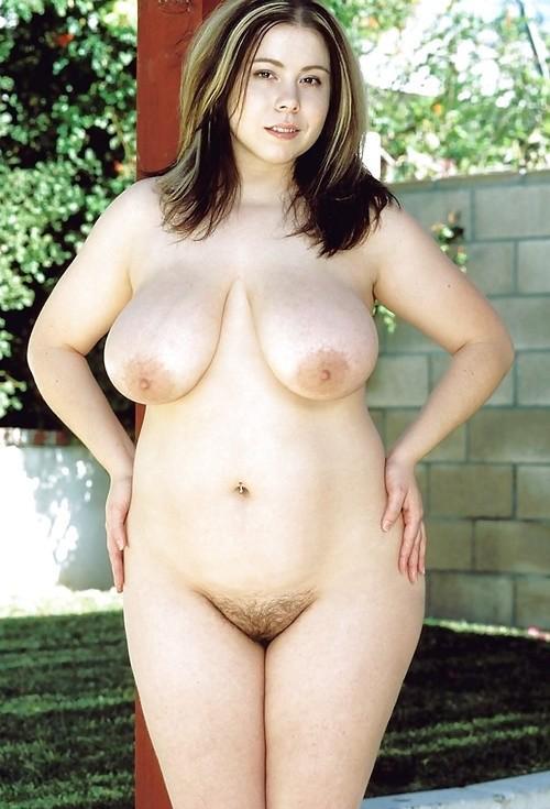 фото упитанных девушек голых