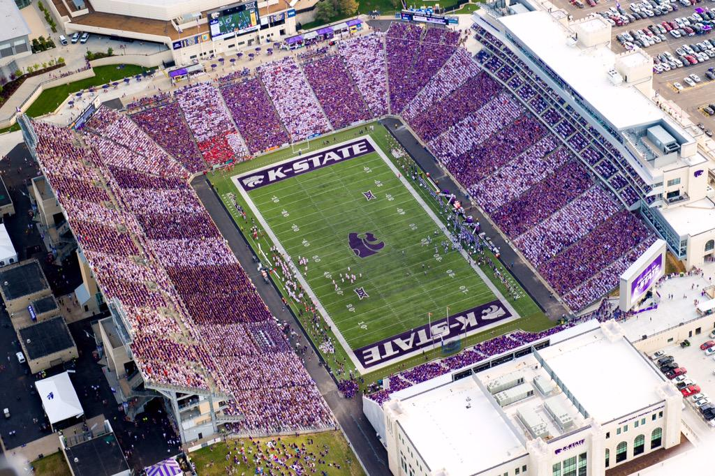Thanks for helping us #StripeBSFS, #KState Family! http://t.co/gBDOj6AX5L