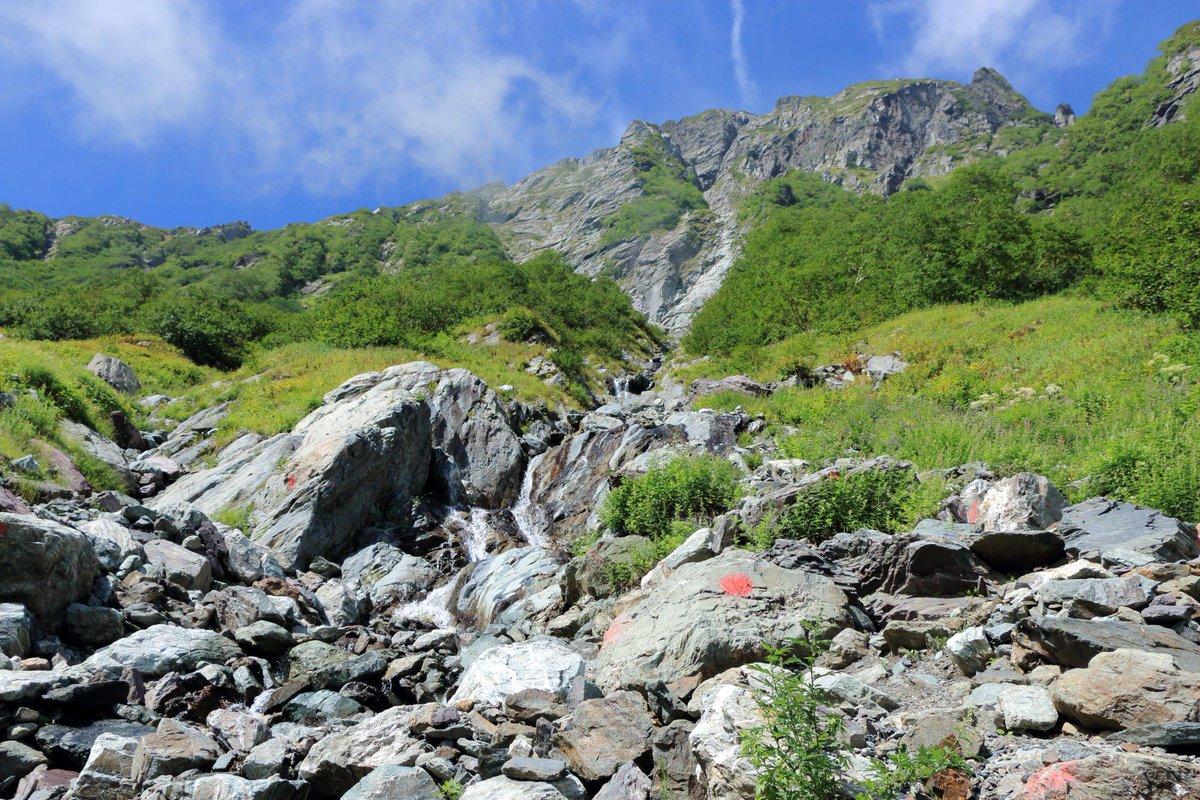昨日からの北岳山行での風景です! http://t.co/oE4goSe148
