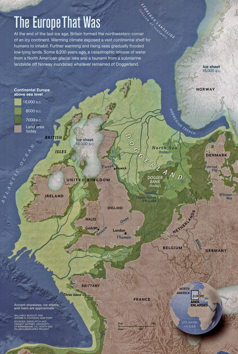 What Europe looked like 12,000 years ago http://t.co/BCyacqbnpu  #archaeology http://t.co/IKHk8gZecf
