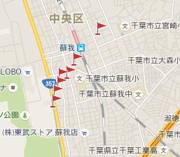 「ちば火事ドコ?まっぷ」で119番通報がプロットされている。、突風の経路が分かるな http://t.co/U4gaZynFJk