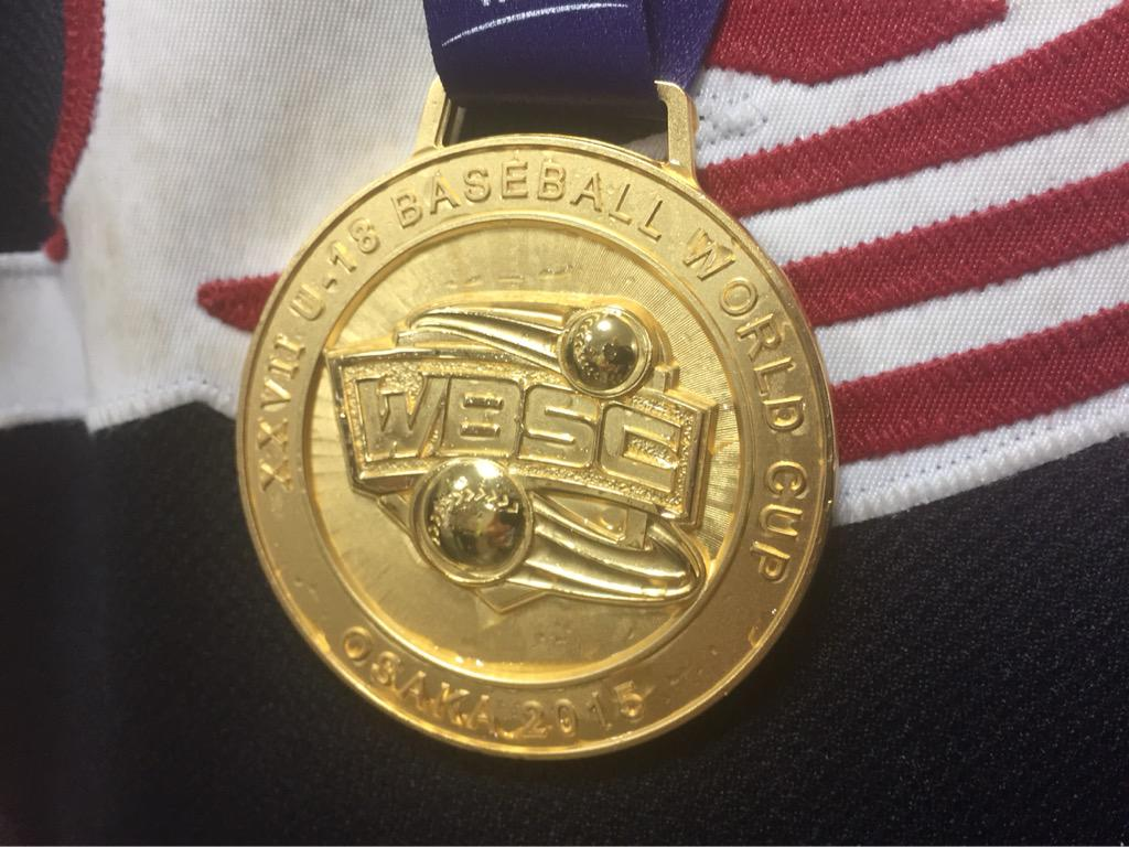Coming home with that gold! http://t.co/vbel6KVUGq