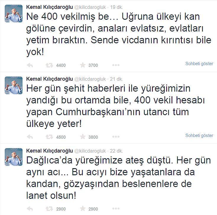 askerlerimizi şehid eden PKK'nın adını ağzına alamayanlara da lanet olsun mu? @kilicdarogluk http://t.co/aqdag2frnL