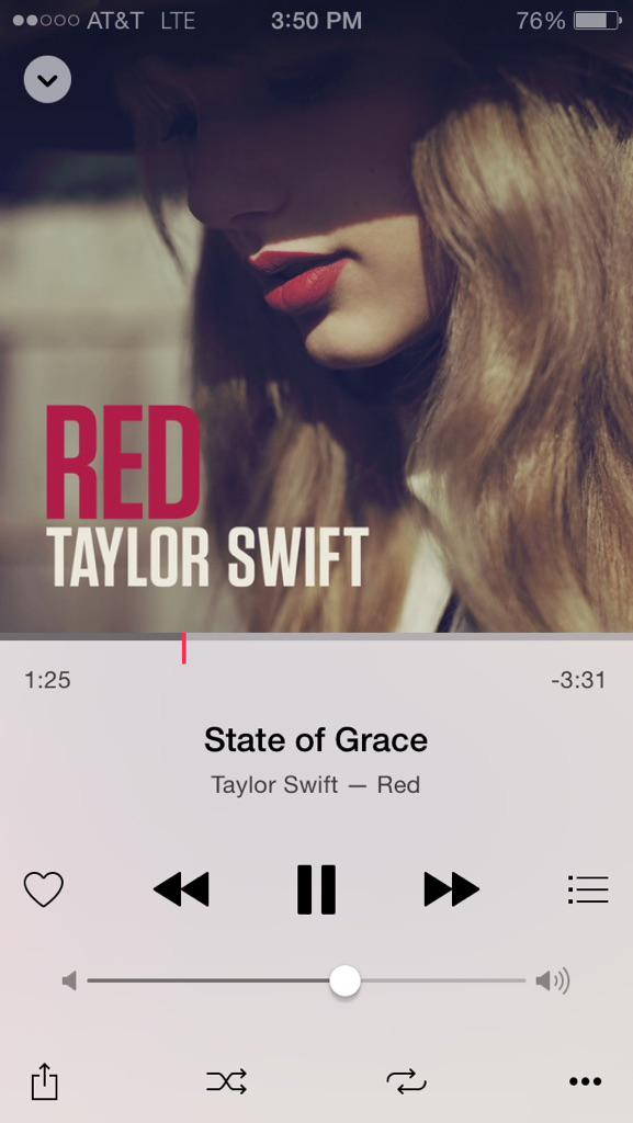 Miss playing this killer opener by @taylorswift13.. #toomanygreatsongssolittletime http://t.co/B6tRKe62LZ