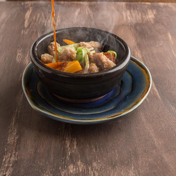 TAO's Sizzling soy chicken is the perfect mix of tangy and sweet. http://t.co/JsN0fpzFeQ