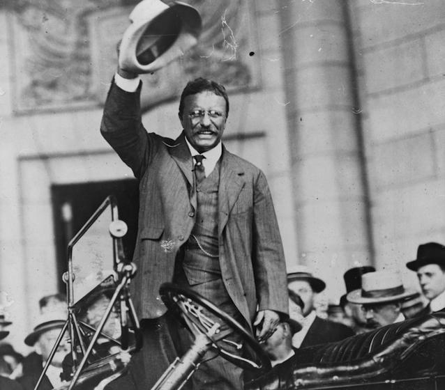 Teddy Roosevelt On Why #Environmentalism Is A 'Patriotic Duty' http://t.co/eCl0lBzu3V #environment #sustainability http://t.co/UNvm6mX9tR