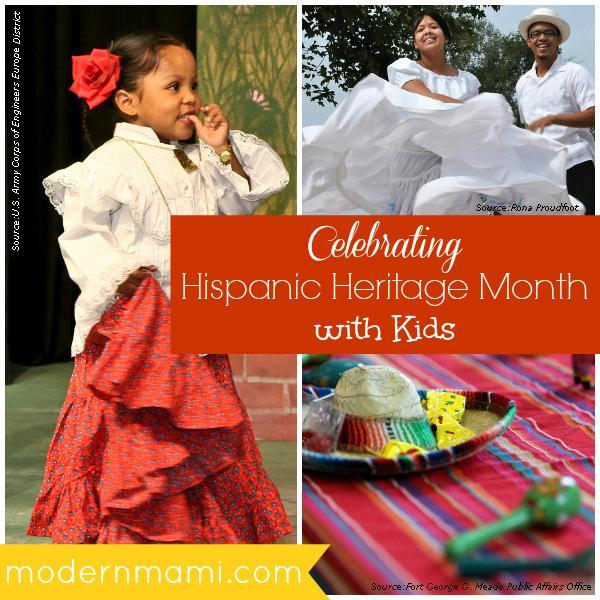 Celebrate Latino culture w/ kids this #HispanicHeritageMonth! http://t.co/9B8e8uGi3v #HHM #LatinoHeritage #Latinos http://t.co/rU94dLdFfQ