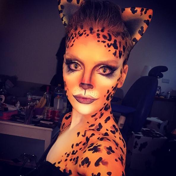 Who thinks Perrie is a purrr-fect Cheetah?! #LittleMix #GetWeird  http://t.co/yL9Ap9dJwp  http://t.co/yCKI1PVpdl http://t.co/MQr9KnnKnh