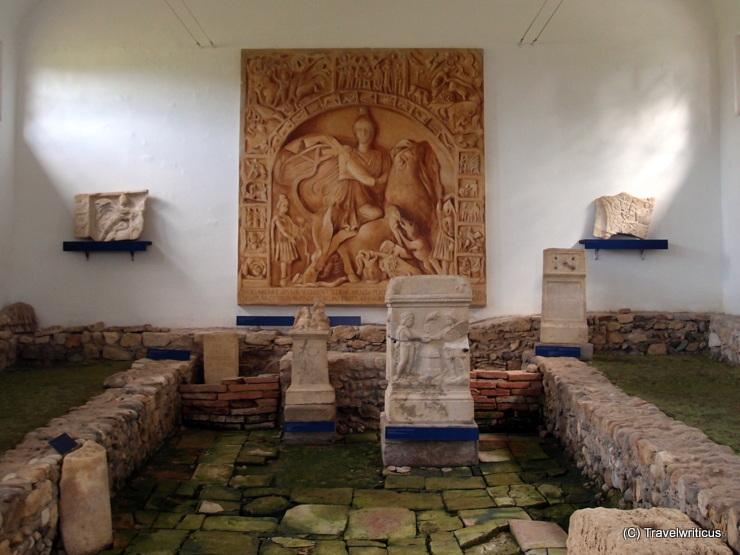 #MuseumMonday Mithras Shrine III shows remains of the Mithras worship in Ptuj http://t.co/44MA94Crg2 #TwSlov #TwPtuj http://t.co/lhrznwMzx9