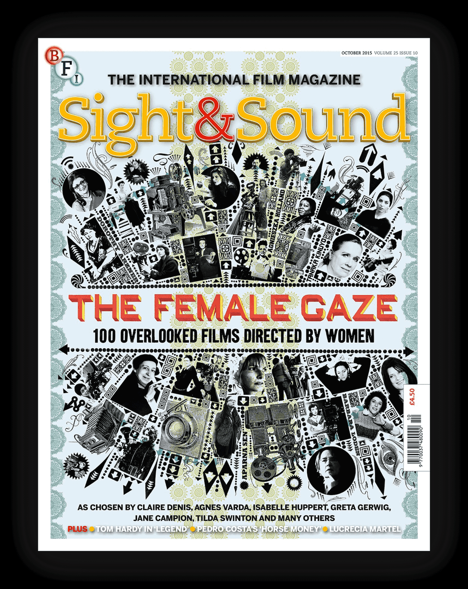 100 overlooked films directed by women, in our October special issue: http://t.co/THTkmjf1iM #WomanWithAMovieCamera http://t.co/ZKQhkXbUQV