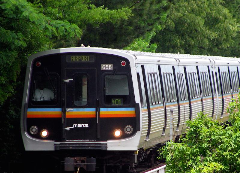 Ride around #ATL for the low, because you can ride #MARTA for #free all day today! http://t.co/nuggdOCLBs http://t.co/l23liFj5Zr