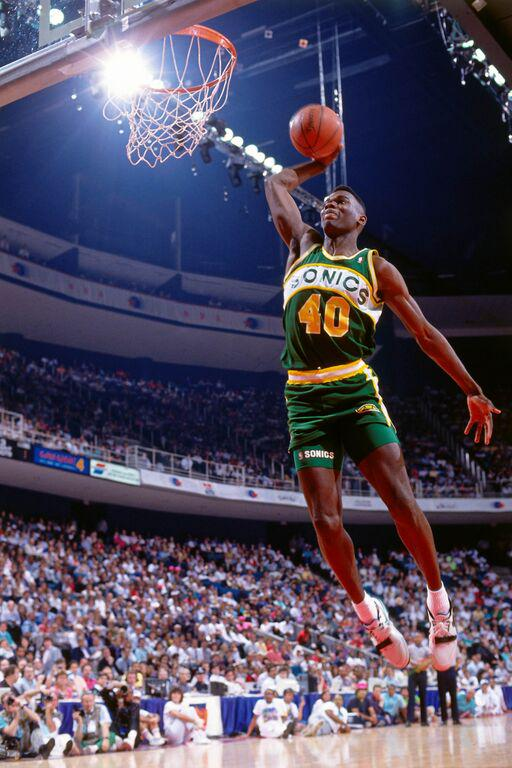 Our Slam Dunkathon Continues Next With The 1991 Dunk Contest On NBA TV