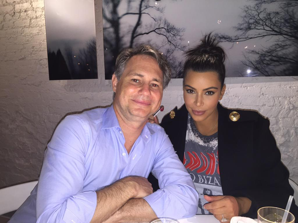 ... @KimKardashian you've never looked better. #LaborDay lunch with the princess... http://t.co/eDSULHTTFD