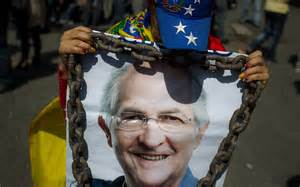 Mi amigo @alcaldeledezma cumple 200 días de injusta prisión, desde Argentina exigimos que #LiberenALedezma http://t.co/6PR7KPVmu4