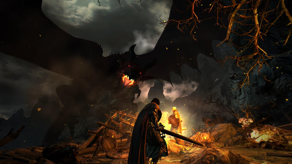 DRAGON'S DOGMA™: DARK ARISEN COMES TO PC THIS JANUARY http://t.co/aNogsbhOCO