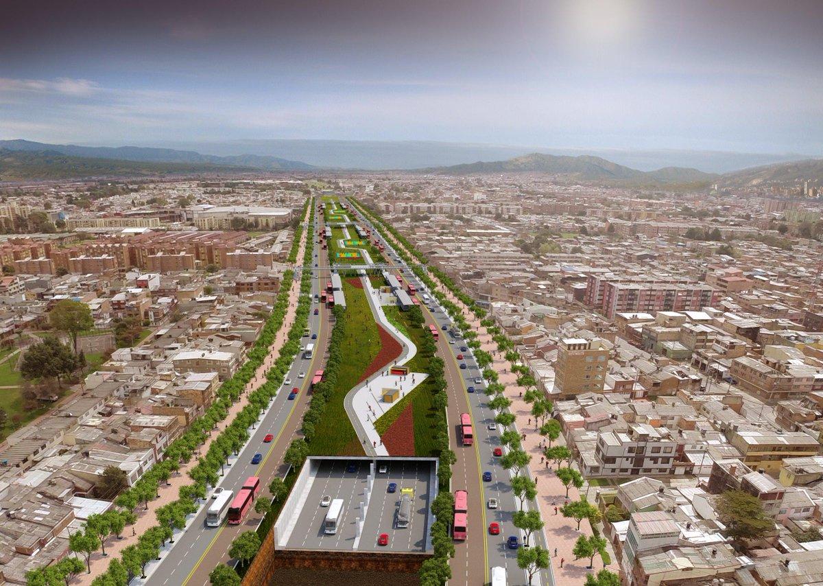 Así será la Autopista Longitudinal de Occidente (ALO) que haremos #RecuperemosBogotá http://t.co/o37NAK6Mb0