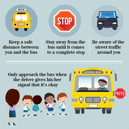 Back to school! Watch for kids as they cross streets, load & unload from buses. Don't forget to stop! #BeSafeToday http://t.co/I4tZdSeifK