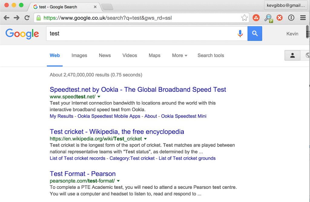 Google is testing infinite scroll web search results https://t.co/eJ1aoa2VOG http://t.co/9y77W0seqJ